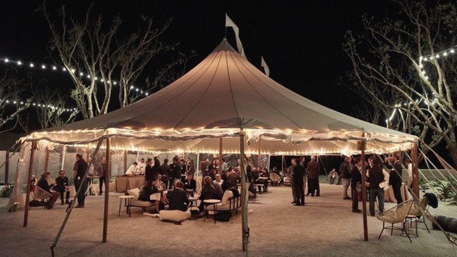 Tent-website