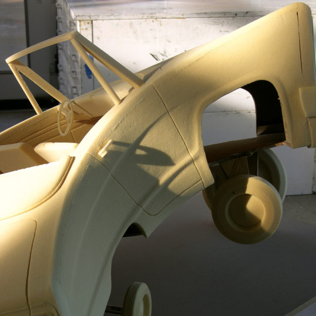 Bent Car